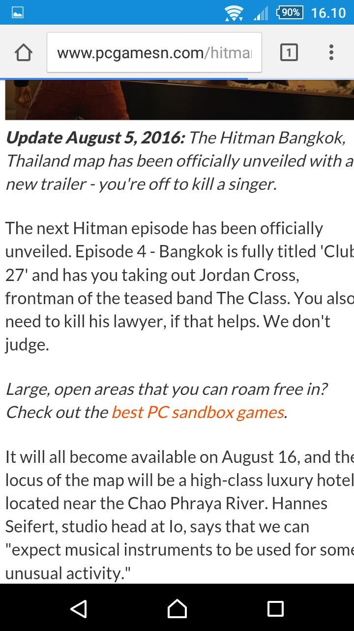 Thailand Bangkok Mega Thread Bangkok Hitman Forum