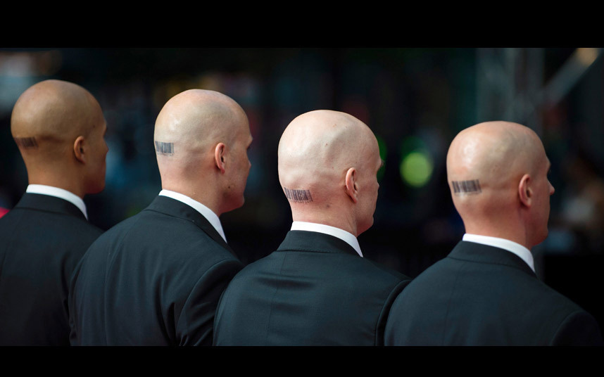 The Look Of Agent 47 Hitman General Discussion Hitman Forum