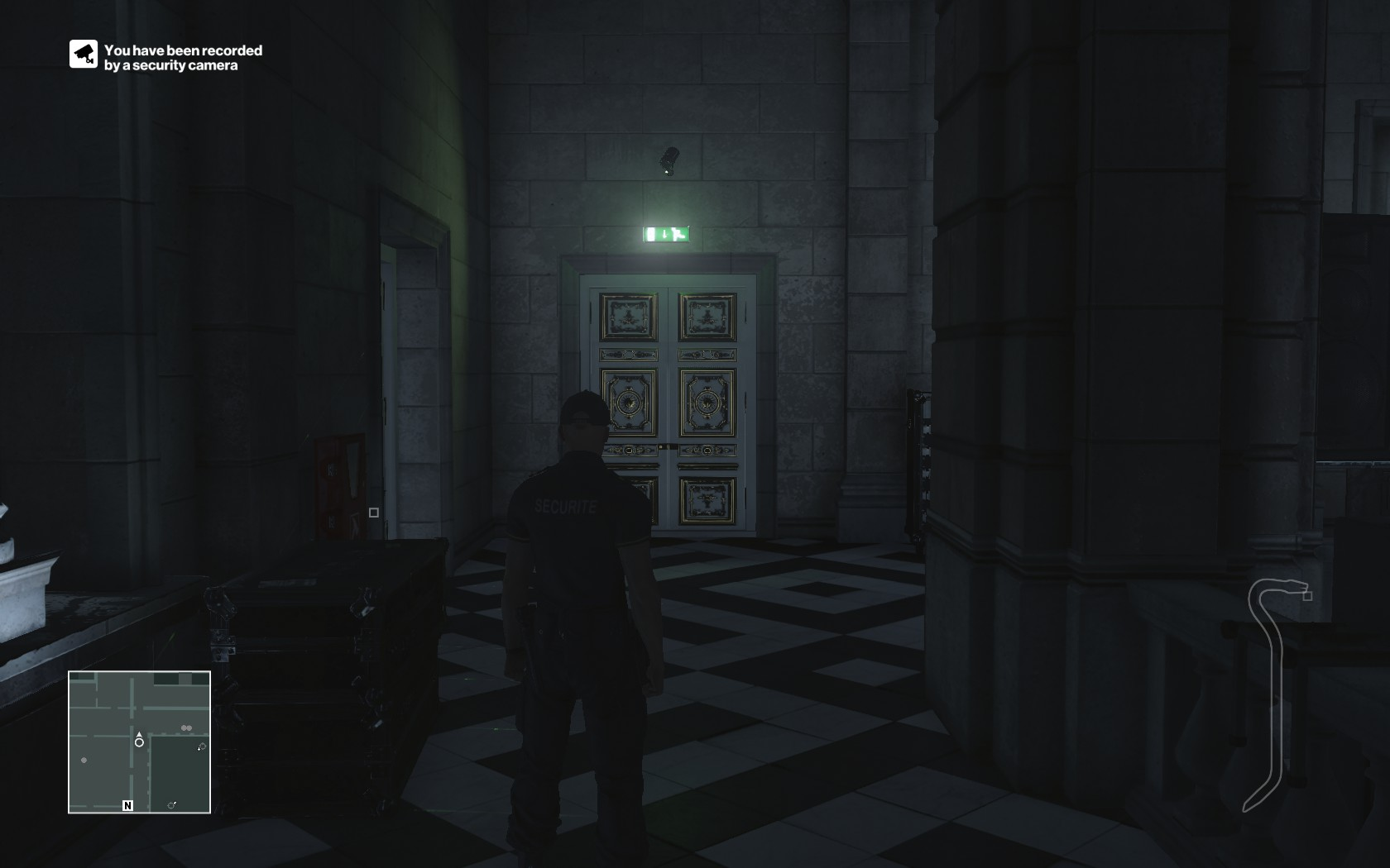 Camera Placement And The Security Offices Hitman Wishlist